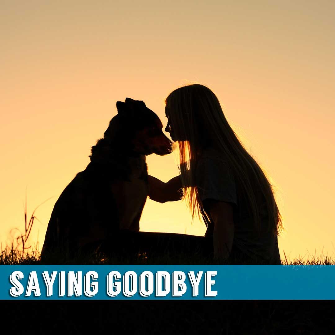 Sayign Goodbye Indialantic